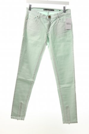 Zara Hose mint Casual-Look