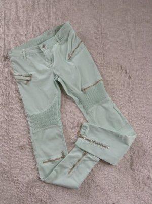 Zara-Hose mint / Gr. 36 S