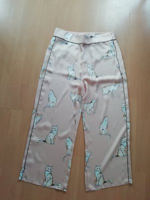 Zara Trousers multicolored