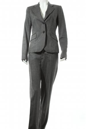 Zara Tailleur-pantalon gris foncé style décontracté