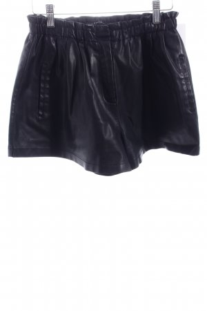 Zara Hot Pants schwarz