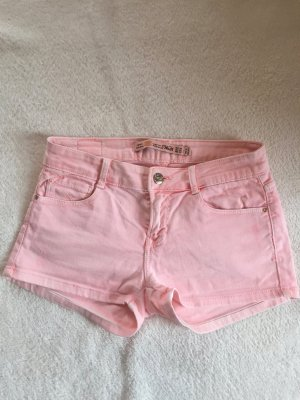 Zara Hotpants in Rosa