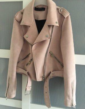 Zara Veste rosé-rose clair