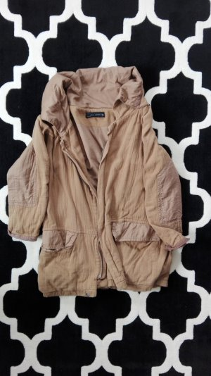 Zara Oversized Jacket camel
