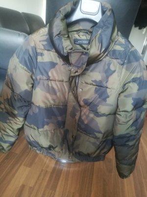 Zara Jacke Camouflage