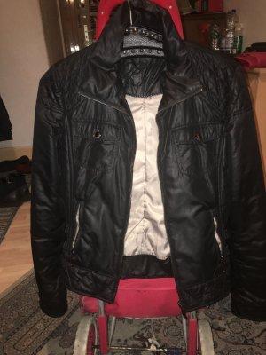 Zara Veste motard noir