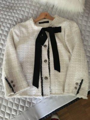 Zara Jacke im Chanel Stil in XL