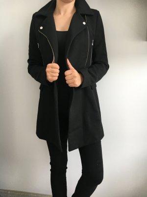 ZARA Jacke in schwarz
