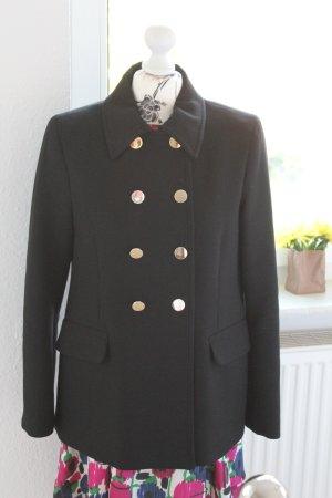 Zara Veste noir-doré