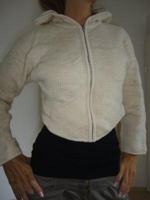 Zara Jacke neuwertig mit Kaputze und Reißverschluss