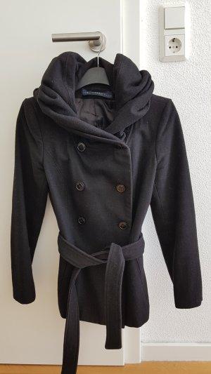 Zara Giacca invernale nero