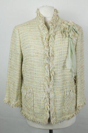 ZARA Jacke Tweed Gr. 40