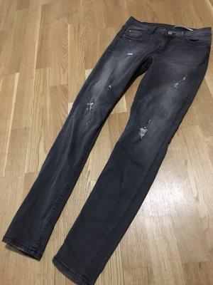 Zara Stretch Jeans grey