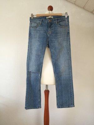 ZARA Jeans 34 XS Blue Jeans