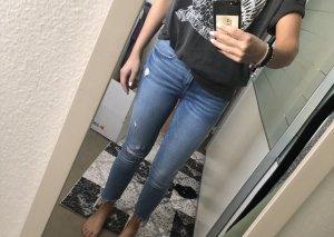 Zara Jeans bleu