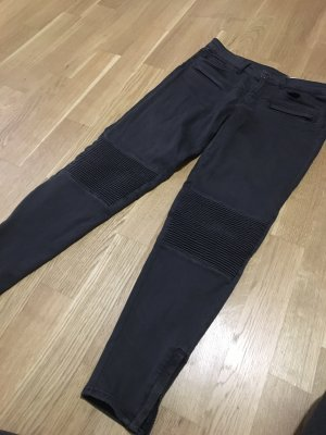 Zara Stretch Jeans anthracite