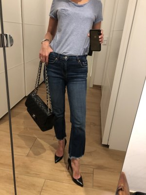 Zara Boot Cut Jeans multicolored