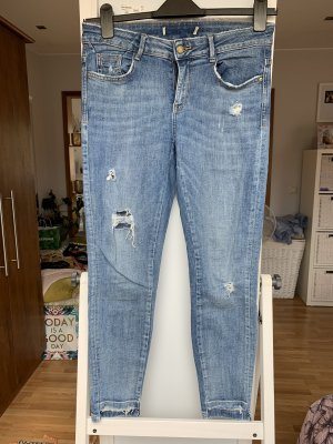Zara Jeans Denim Gr. 38
