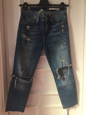"""ZARA Jeans """"destroyed"""""""