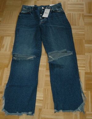 ZARA Jeans destroyed  ripped  Gr. 40 NEU