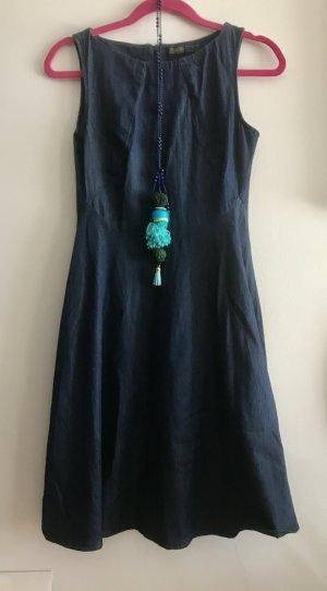 Zara Jeans EtuiKleid A-Linie Hänger easy Dress S 36