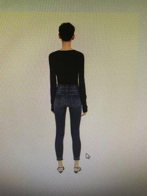 Zara Jeans Gr. 38 aktuelle Kollektion