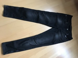 Zara Jeans Grau/Schwarz