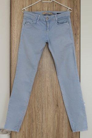 Zara Jeans hellblau Stretch Shaping-Jeans Skinny Röhrenhose M 38