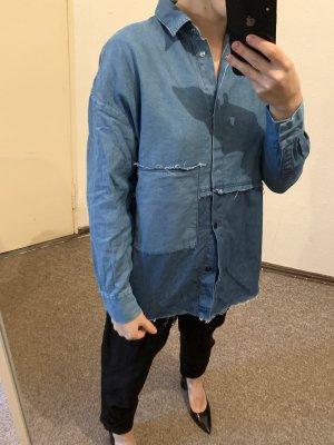 Zara Spijkershirt veelkleurig