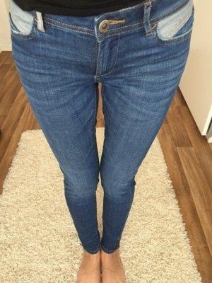 Zara Jeans Hose Blau