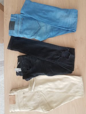 Zara Jeans im Paket Gr:34/36