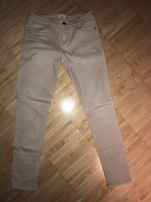 ZARA Jeans in beige
