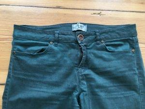 zara Jeans in grün