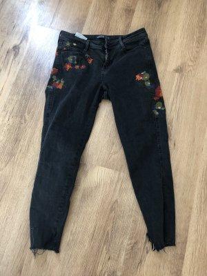Zara Jeans a sigaretta nero
