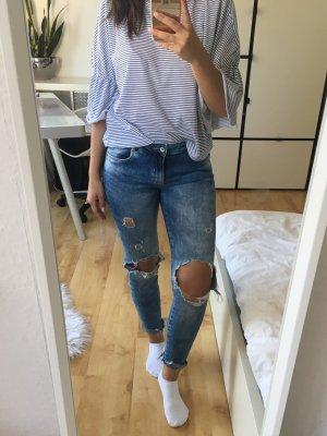 Zara Tube Jeans multicolored