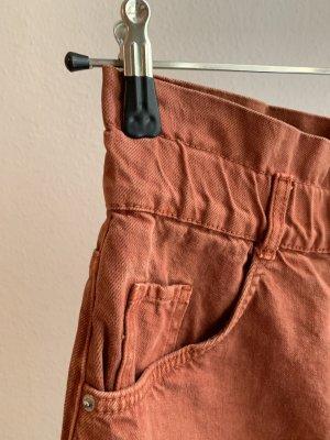 Zara Jeans Rock neu 100% Baumwolle