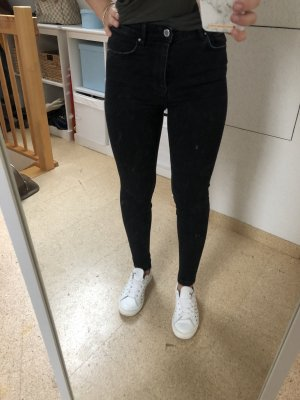 Zara Jeans schwarz