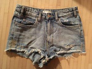 ZARA Jeans Short