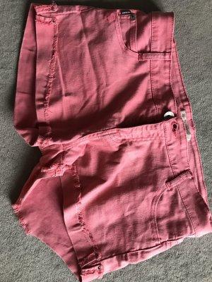 Zara Jeans Short  Gr.S himbeerfarben