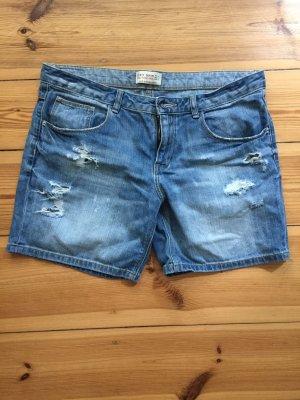 ZARA Jeans-Shorts, used-look