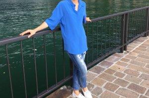 Zara Jeans - Straight - Knöchellänge Größe 36