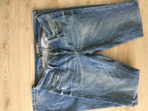 ZARA Jeans Strass blau 36