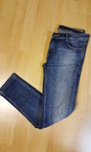 Zara Jeans Used Look