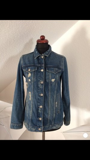 Zara Jeansjacke 36 S destroyed