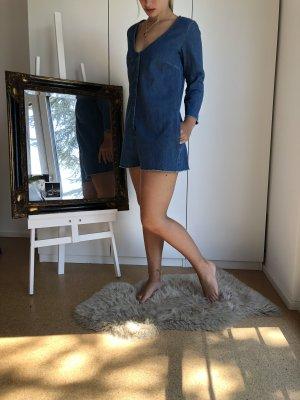 Zara Jeansjumpsuit