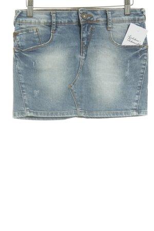 Zara Jupe en jeans bleu style décontracté