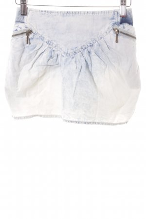 super popolare 79fcb bde92 Zara Gonna di jeans azzurro stile jeans