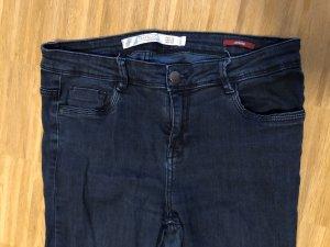 Zara Jegging dunkelblau skinny 40 L