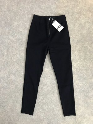 Zara Stretch Jeans dark blue