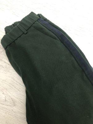 Zara Trousers dark green